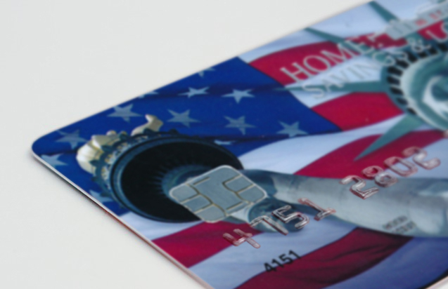 Image of a Debit Card